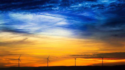 Stromverbrauch 2017: Erneuerbare erreichen 36 %