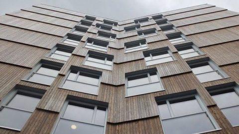 Nachhaltige Fassaden-Dämmung spart Kosten und Zeit
