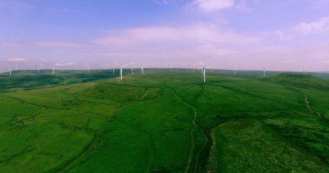 Ausbau der Windenergie an Land 2017: Steigerung um 15 %