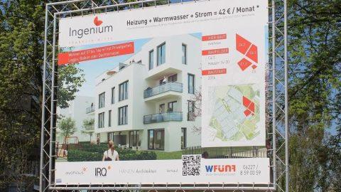 Quartiere effizient und multimedial durch Digitalisierung