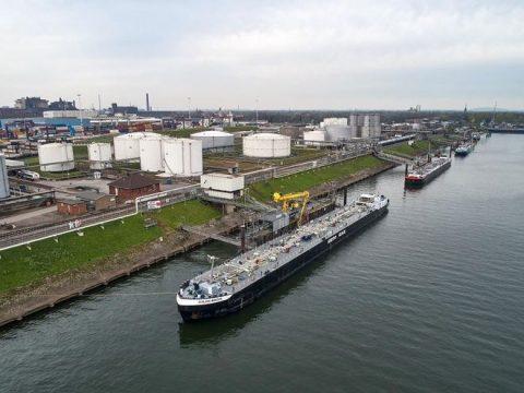Erstes Biopropan in Deutschland gehandelt