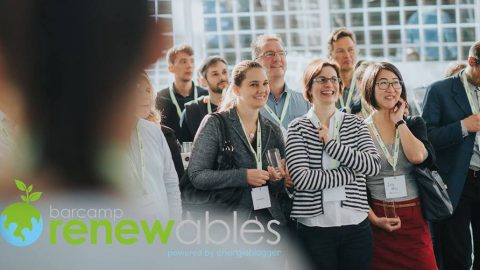 Das Barcamp Renewables 2018