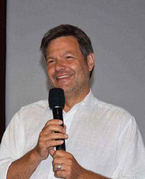 Interview mit dem Grünen-Bundesvorsitzenden Robert Habeck