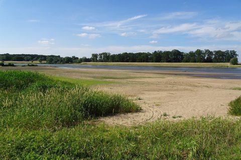 Trockene Gewässer verursachen mehr Kohlendioxid