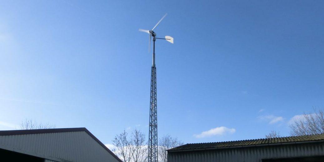 Kleinwindenergieanlage NRW Gesetz